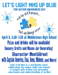 Autism Speaks Releases New Strategic >> We Ll Be Celebrating Autism Awareness Day On Wednesday April 6