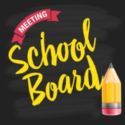 Image result for school board meeting