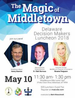 May 10: Delaware Decision Makers Luncheon to feature ASD