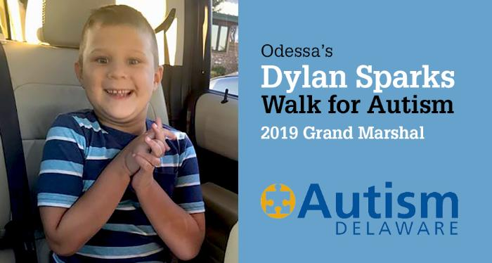 Autisms Rise Tracks With Drop In Other >> Odessa S Dylan Sparks Is The Walk For Autism Grand Marshal